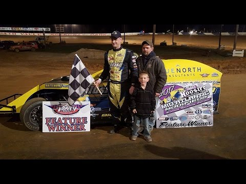 Path Valley Speedway - MidAtlantic Modifieds - March 25, 2017 - Feature