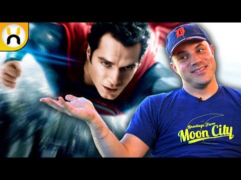 Geoff Johns Wanted Lighter Man of Steel Tone but WB Said NO