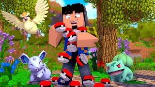 Minecraft: POKEBOLAS INFINITAS ! - POKE AVENTURA Ep.3 ‹ CORUJ4 ›