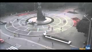 Веб-камера онлайн памятник Т.Г. Шевченко, Харьков - Camera.HomeTab.info