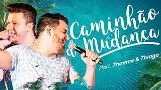 Cleber & Cauan – Caminhão De Mudança Part. Thaeme & Thiago | Resenha (Ao Vivo em Goiânia)