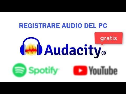 Registrare Audio Spotify Con PC/Mac