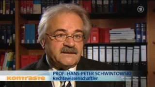 ARD Kontraste: IHK und die Luxuspensionen aus Zwangsbeiträgen