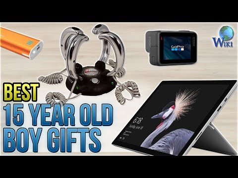 Christmas Gifts For A 15 Year Old Boy