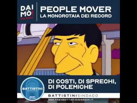 People Mover, la monorotaia dei record di costi, sprechi e polemiche