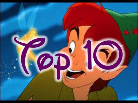 Top 10 Peter Pan Quotes Youtube