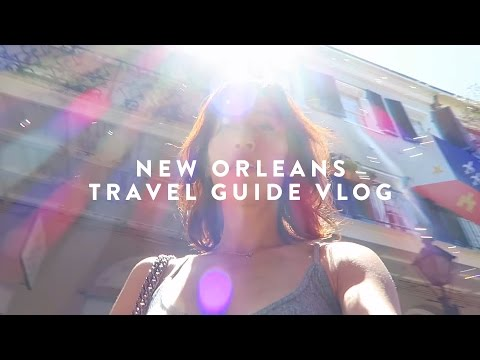 THINGS TO DO IN NEW ORLEANS | TRAVEL DIARY