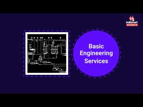 Basic and Detail Engineering Services by Unitec Engineering Solutions, Pune