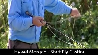Hywel Morgan - Start Fly Casting