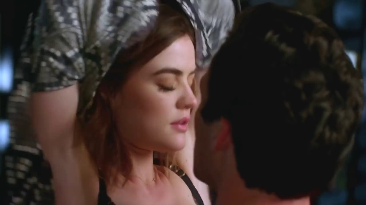 Hanna Sex Scene pretty little liars aria and ezra 718 full sex scene - youtube