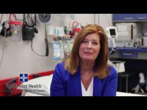Iowa Methodist Medical Center Level I Trauma Center