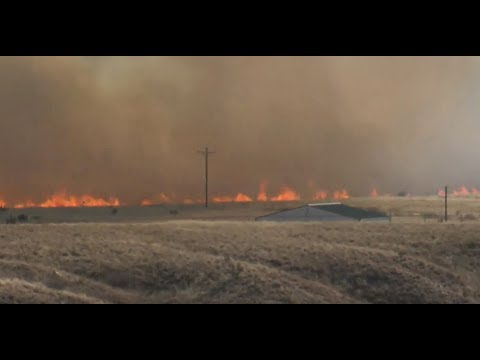 News 5 LIVE Coverage of Carson Midway Fire