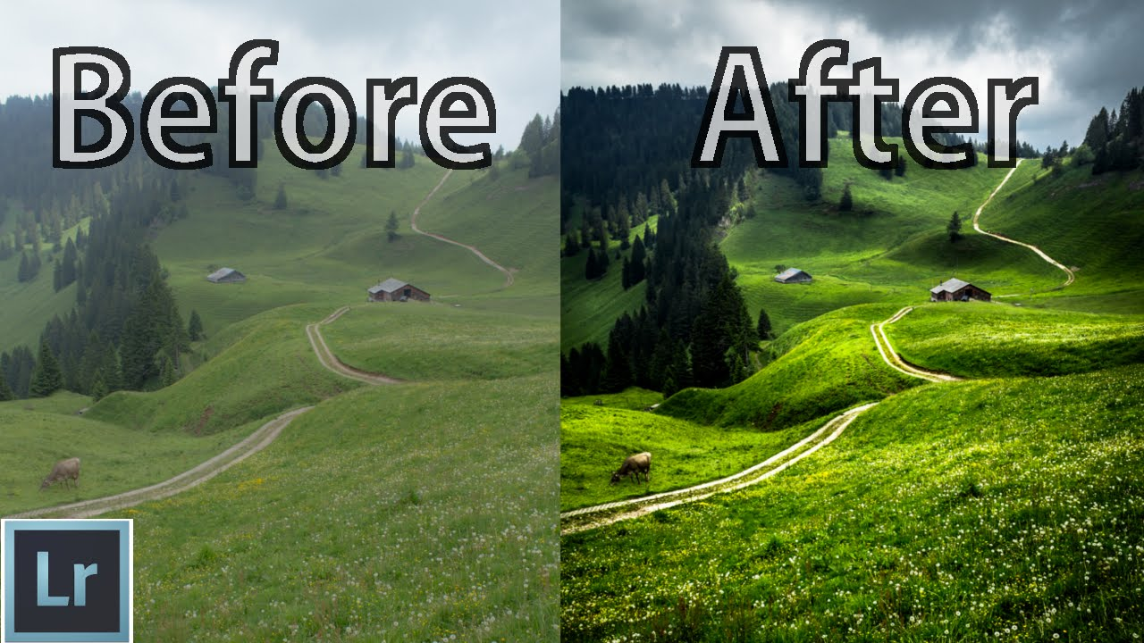 Landscape Photography Editing in Lightroom 5/6