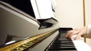 《弾いてみた【ピアノ】》ハチミツ:スピッツ 草野正宗(作詞・作曲)