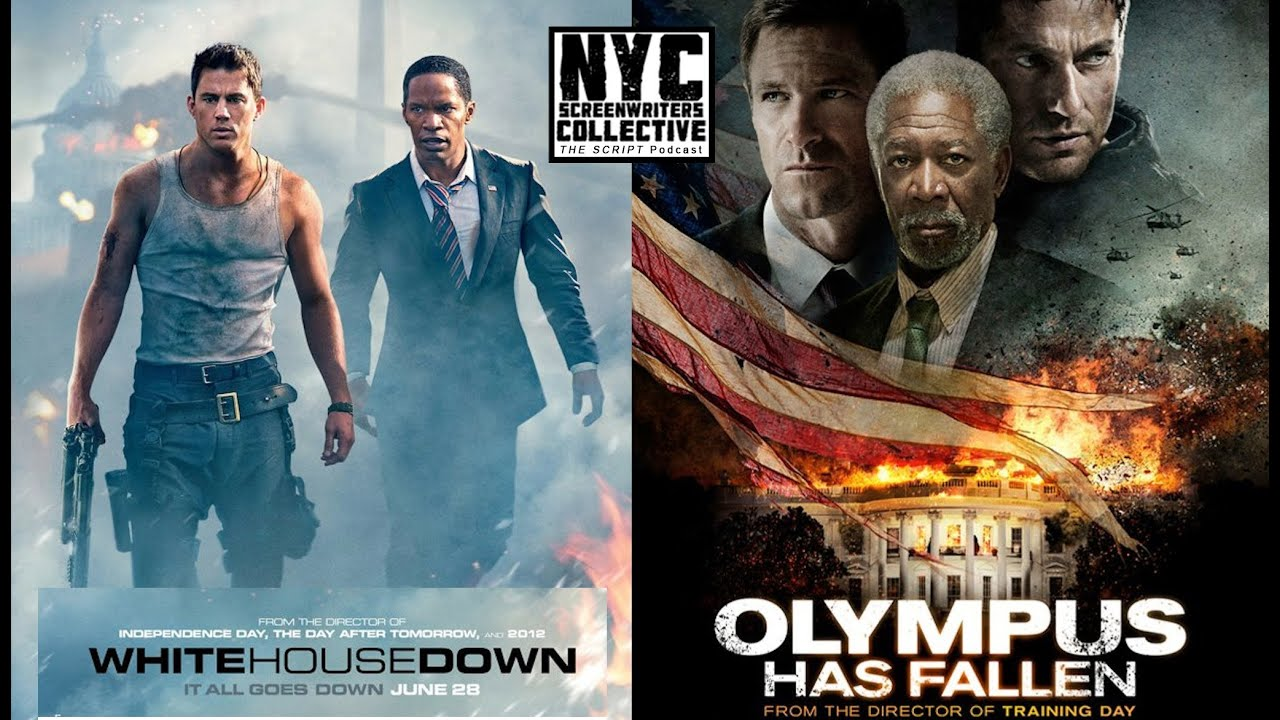White House Down vs Olympus Has Fallen