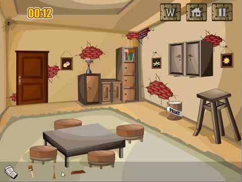 Escape The Unfixed Living Room