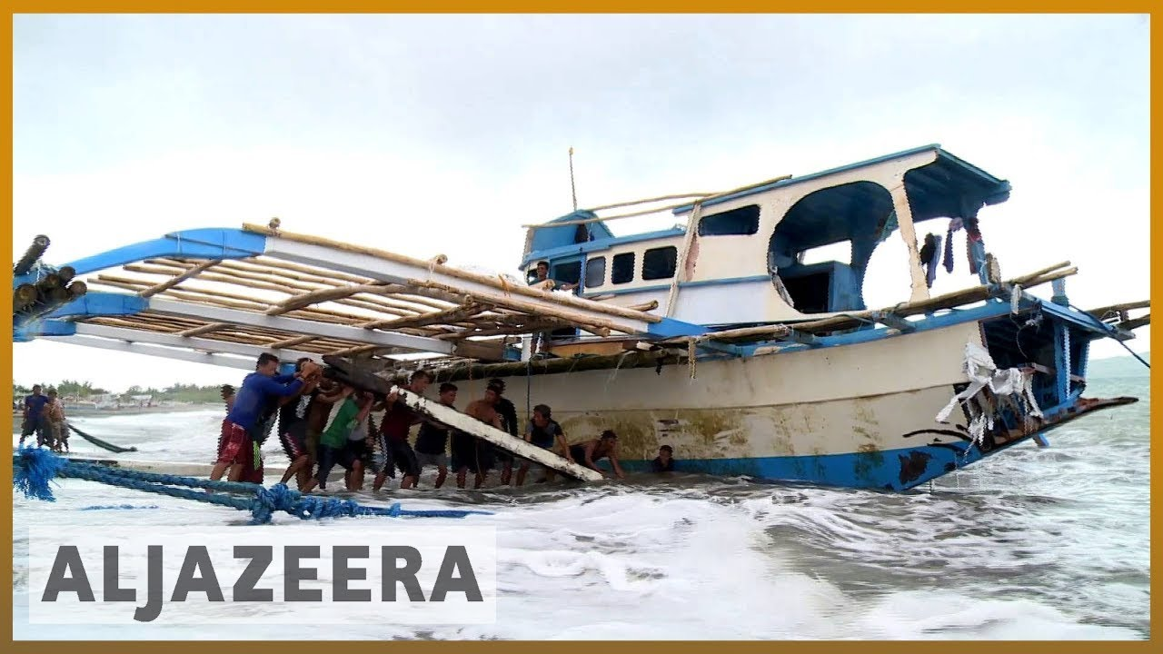 AlJazeera English:Philippines seeks probe into boat sinking by Chinese vessel