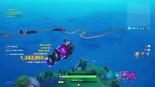 !! RANDOM GLITCH IN FORTNITE CREATIVE!!