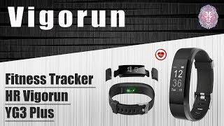 Orologio Fitness Tracker HR Vigorun YG3 Plus