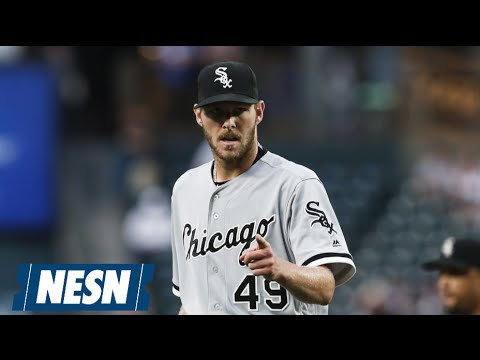 Will Chris Sale Be Dealt At The MLB Trade Deadline?