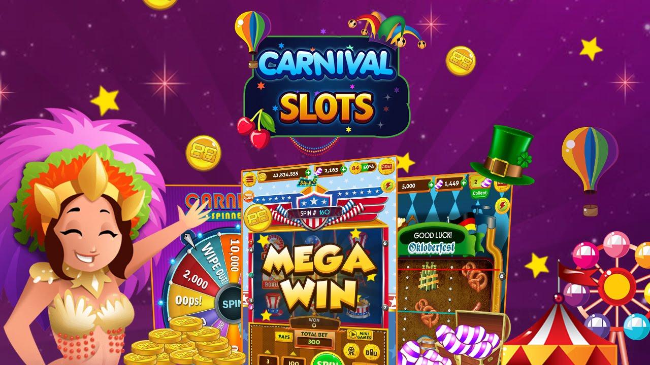 Slot machine carnival
