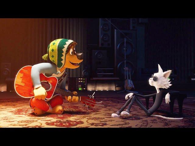 ROCK DOG - oficjalny zwiastun animacji [HD]