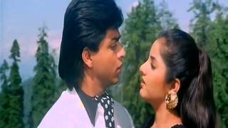 AISI DEEWANGI,FULL,SONG,HD,DEEWANA,MOVIE,SONG,SHAHRUKH KHAN & DIVYA BHARTI