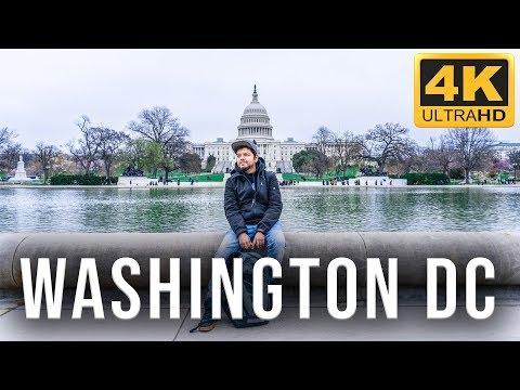 Exploring Washington DC   White House   Trip Couple   Malayalam Travel Vlog   4K