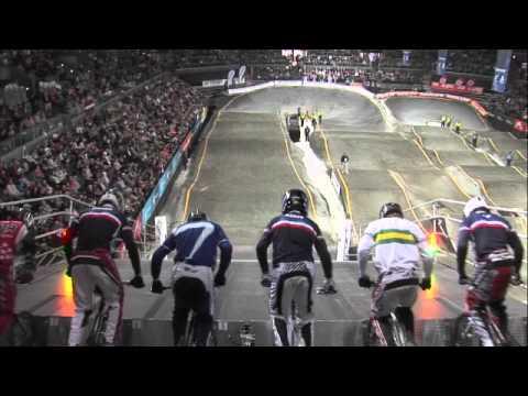 Junior Mens Final - 2013 UCI BMX World Championships