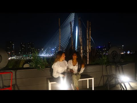 Romanofski12 ~ Vlog#24 ~ FRIENDSHIP WITHOUT BORDERS: BDAY SURPRISE IN ROTTERDAM