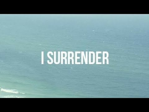 I SURRENDER (OPENING FOR DATING GROUP COACHING)