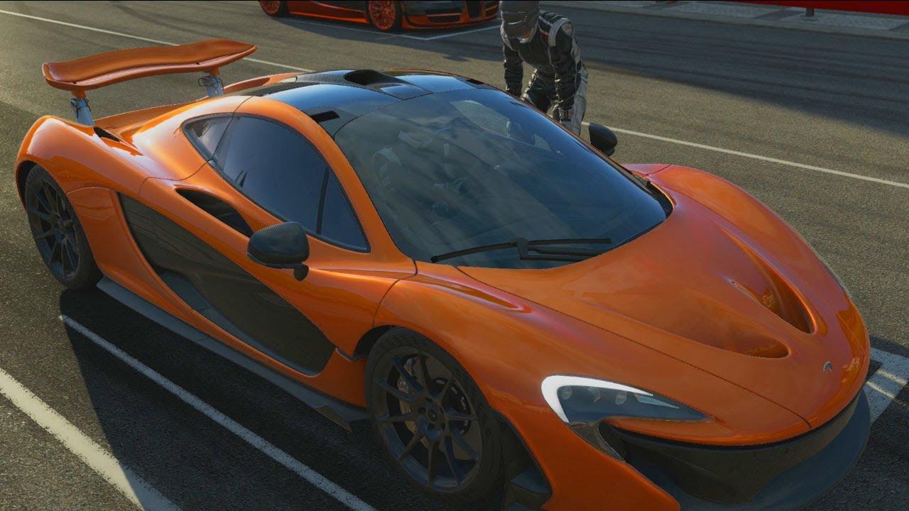 forza motorsport 5 mclaren 2013 xbox one gameplay youtube