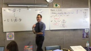 Products & Factors (2 of 2: Multiplying and Dividing Algebraic Fractions)