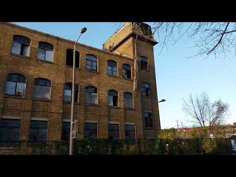 Lost Places Leipzig: Schokoladenfabrik
