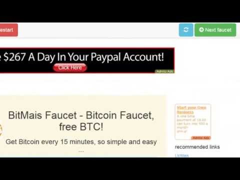 Bitcoin Faucet List 2015 FREE Bitcoins BTC