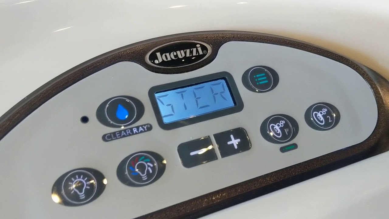 Amazing Features On A Jacuzzi Hot Tub J 345 Youtube Wiring Video