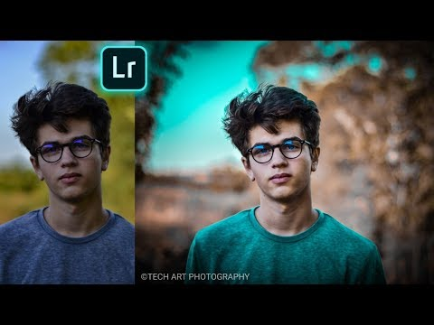 Lightroom Mobile Tutorial | Best Photo Editing | TECH ART