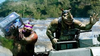 Teenage Mutant Ninja Turtles 2 (2016) - Bebop & Rocksteady Trailer - Paramount Pictures