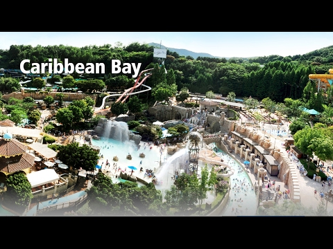 Let's go to Korea - Caribbean bay (аквапарк в Корее)