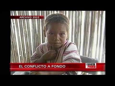 Conflicto a fondo programa cuarto poder canal am rica for Programa de cuarto