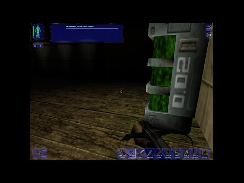 Deus Ex (Original 2000) - Securing Ambrosia and retaking Cas