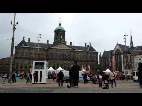 amsterdam dam square (47min - 5/13)