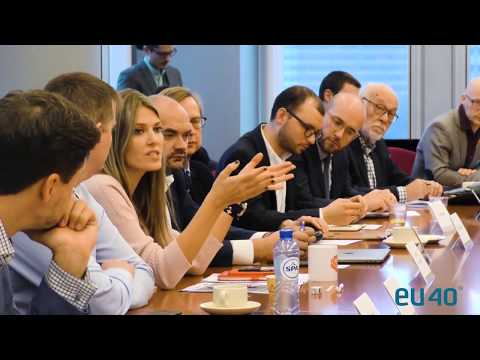 Highlights from the EU40 debate: How should Europe react to the new boom in cryptocurrency?