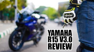 YAMAHA R15 V3 2018 COMPLETE REVIEW