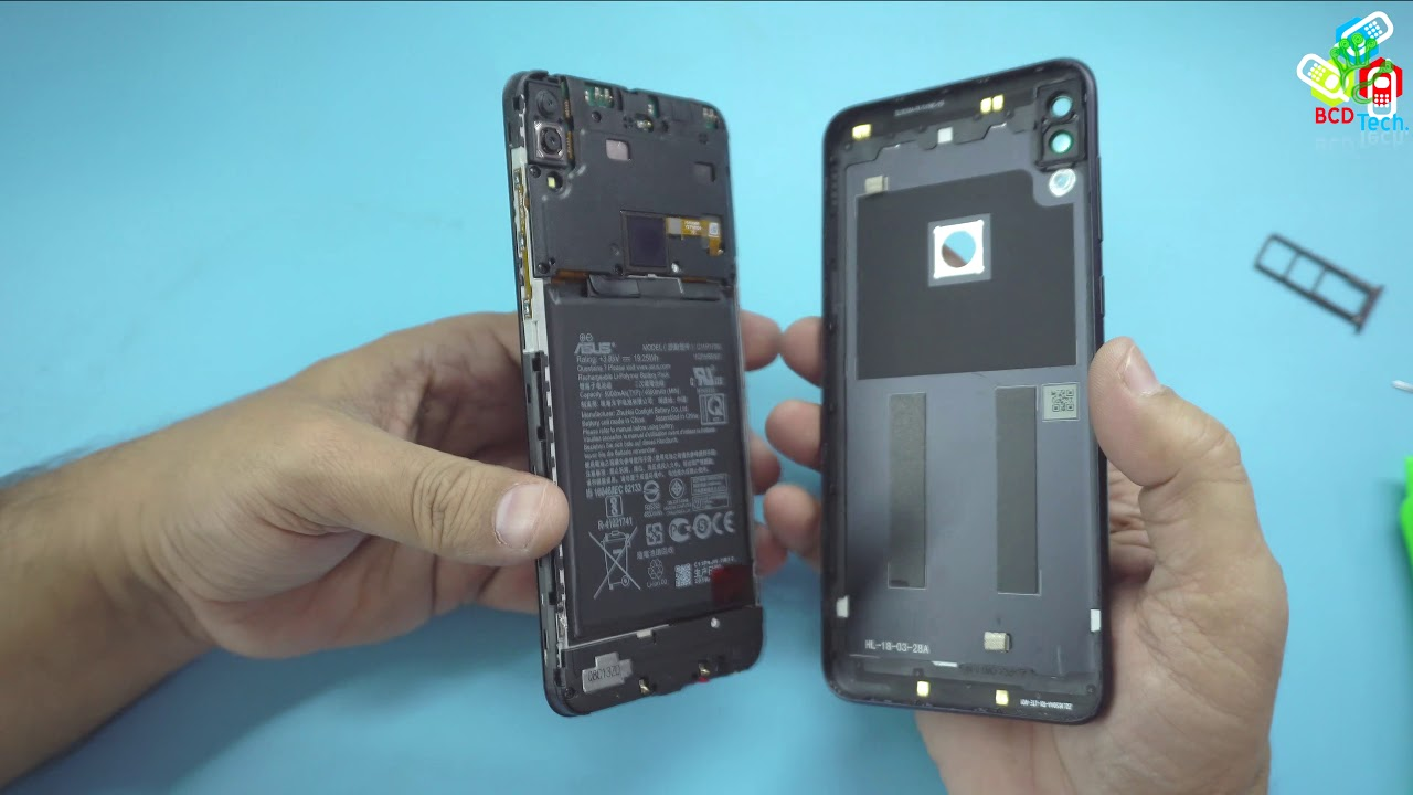 Asus Zenfone Max Pro M1 Battery Replacement Price