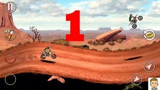 Mad Skills Motocross 2 gameplay part #1