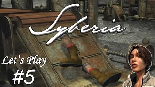 Syberia - Let's Play Part 5 - To Start off on the Right Feet