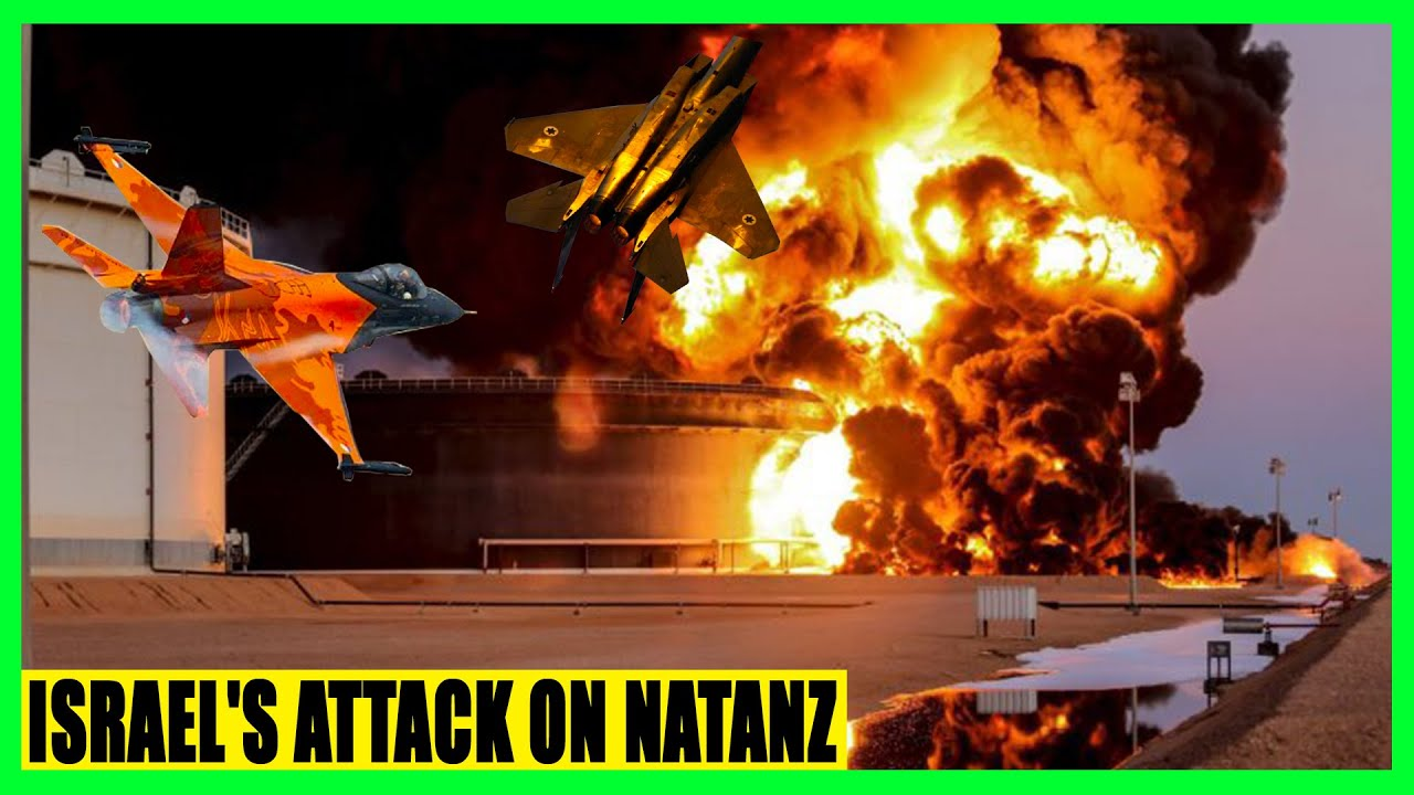Israel's Attack on Natanz Reveals Iran's Nuclear Duplicity.