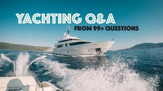 Yacht Crew Q&A | Your questions
