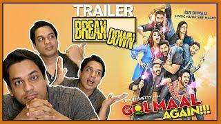 Golmaal Again | Releasing 20th October | Rohit Shetty | Ajay Devgn | Trailer Reaction | Breakdown |
